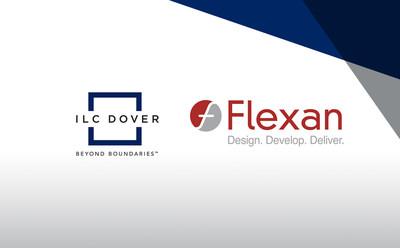 Flexan será adquirida por ILC Dover, una nueva empresa de portafolio de New Mountain Capital. Se espera que la transacción se cierre durante el mes de agosto de 2021, sujeta a las condiciones habituales de cierre y aprobaciones. (PRNewsfoto/New Mountain Capital)