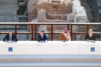 G20 cultural leaders meet in Rome for the Culture Ministers' Meeting.